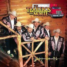 Los Traileros Del Norte : Soy De Ti CD