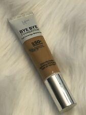 PRE- OWNED It Cosmetics Bye Bye Foundation SPF 50+ RICH 1.0oz 98% Full