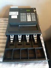 Casio 140Cr Cash Register with Keys and Manual *Tested*