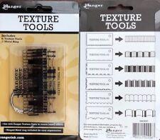 Ranger TextureTools INK44567 - 6 Designs