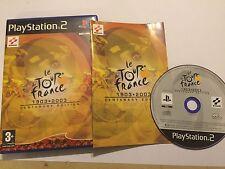 Playstation 2 PS2 Spiel Le Tour de France Centenary Edition boxed komplett PAL