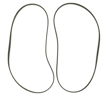 Hoover AH20065 T-Series Flat Non-Stretch Belt Pack of 2 for Vacuum Parts