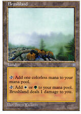 Brushland / Gestrüppland - Anthologies - Magic - NM - ENG