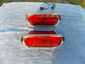 1961 Buick Le Sabre tail lights