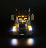 LED Light Kit for Technic Series the Mack Anthem Truck Set lighting Lego 42078