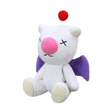 "5"" MOOGLE plush FINAL FANTASY figure MINI STUFFED MASCOT strap doll SQUARE-ENIX"