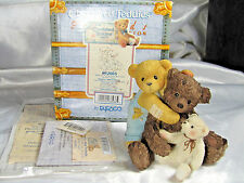 Cherished Teddies Sawyer and Friends Hold On To The Past, But Look To the Future