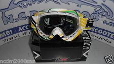 GAFAS HZ GOOGLES racing BLAZING MOTORRAD ENDURO CROSS MTB SCI PANEL 31wF24