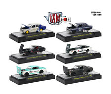 M2 1:64 Auto JAPAN #2 SET OF 6 NISSAN SKYLINE 510 GT-R FAIRLADY Z 32500-JPN02