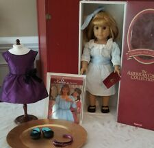 American Girl Nellie Doll in Box with Extra Holiday Outfit