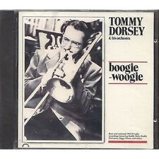 TOMMY DORSEY & HIS ORCHESTRA - Boogie-woogie - CD 1991 SIGILLATO SELAED