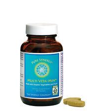 * Synergy Company Organic Multi Vita*Min, 60 tablets