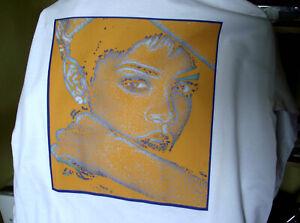 Portrait digital art T-shirt