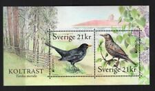 Sweden 2019 Europa Cept Birds