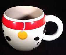 Set Of 2 Disney 101 Dalmatians Hand Painted Coffee Mugs FREE SHIPPING!!!