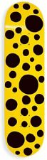 Yayoi Kusama MOMA Skateboard Big Dot Black Art 2018 Japan