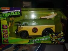 NIKKO TEENAGE MUTANT NINJA TURTLES PARTY VAN R/C FULL FUNCTION NEW