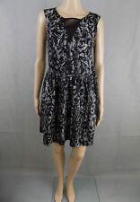 Warehouse Cotton Sleeveless Skater Dresses for Women