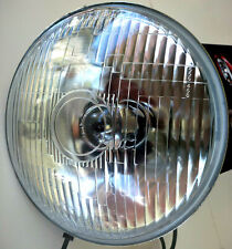 "BE SEEN !!  MOTORBIKE - LUCAS- 7""  LED PROJECTOR - TRIUMPH,NORTON,BSA,HARLEY,AJS"