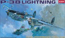Academy 1/48 Lockheed P-38 Lightning