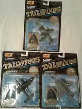 Maisto Tailwinds 3 Aircraft Lot Series V New in packages