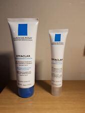 LA ROCHE-POSAY Effaclar Duo[+] Cream 40ml + Effaclar Purifying Foaming Gel 125ml