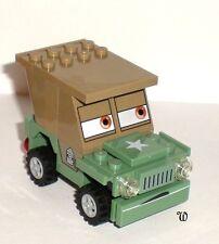 Lego Minifigure Cars, Disney - Pixar, SARGE 8487, NEW