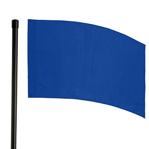 5.5' Black Pole and Color Guard Flag Package