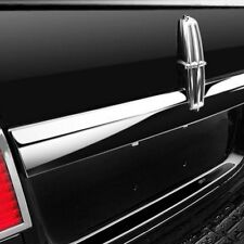 For Lincoln Navigator 2007 2017 Saa Polished License Plate Bar Trim