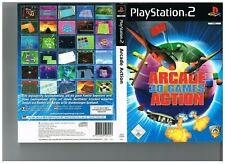 Arcade Action: 30 Games - Nostalgie zu Atari und Commodore (PS2) [PlayStation2]