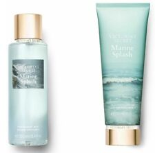 Victoria Secret ~ Marine Splash ~ Fragrance Mist & Body Lotion Set ~ New