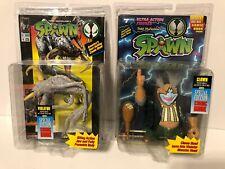1994 Spawn Lot - Clown & Violator Action Figures McFarlane (Todd) Toys