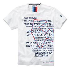 SALE !!!! Original BMW Motorsport Graphic T-Shirt Shirt Herren M L XL XXL