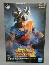 Masterlise Super DragonBall Heroes Goku Ultra Instinct Ichiban Kuji NEW