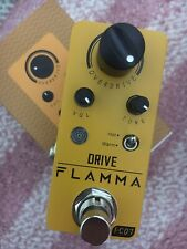 More details for flamma pedal - overdrive. distortion - boost - tsmini, loved by josh of jhs. uk
