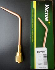 Victor 0323-0130 4-W Acetylene Hydrogen Welding Nozzle 1pc 300 Series Torch