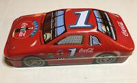 Coca Cola Car Tin Box Collectors Item From 1998