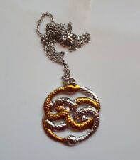 The Never Ending Story Unendliche Geschichte Snake Women's Necklace