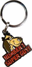 Hong Kong Phooey Metal Enamel Keyring Retro TV 70s Cartoon Keychain Fob Gift