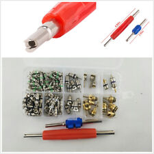Air Conditioning Valve Core A/C R12 R134a Car Tire Valve Stem Cores Remover Tool