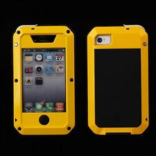 Military Waterproof Case For iPhone 4 4s Carrying Shockproof Cover Protection
