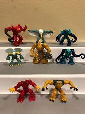 Gormiti Giochi Preziosi Dragonball Figures Lot Of 8