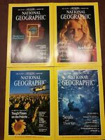 National Geographic Magazine 1987 JAN-APR.