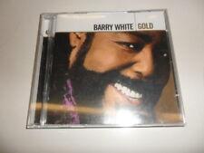 CD  Barry White – Gold