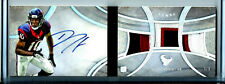 2013 Topps 5 Star AUTO Rookie Jersey Booklet DeAndre Hopkins SSP D # 3/5 Texans