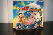 Dragonball Z  2-Packs Metalic Edition GOKU & KID BUU by Jakks Pacific NEW!