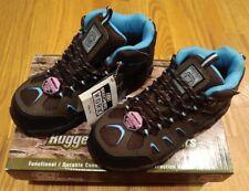 NEW Skechers for Work Blais-EBZ Steel-Toe Hiking Shoe Women's US 6.5 M