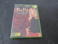 BUFFY the vampire stayer - GIOCO XBOX 360 PAL Solo Custodia e libretto NO dvd