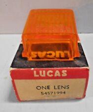 NOS Lucas Side Flasher Lens 54571994 Triumph Spitfire  GT6    B