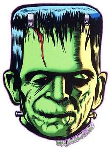 Franken-Kolor STICKER Decal Ben Von Strawn BV36 Frankenstein